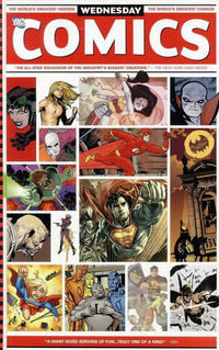 Cover Thumbnail for Wednesday Comics (DC, 2010 series)