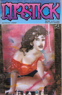 Cover Thumbnail for Lipstick (Rip Off Press, 1992 series) #2