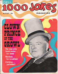 Cover Thumbnail for 1000 Jokes (Dell, 1939 series) #126