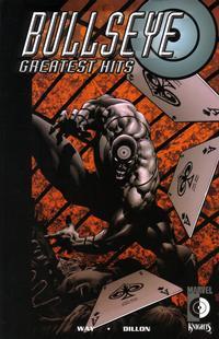 Cover Thumbnail for Bullseye: Greatest Hits (Marvel, 2005 series)