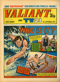 Cover Thumbnail for Valiant and TV21 (IPC, 1971 series) #16th September 1972