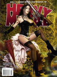Cover Thumbnail for Heavy Metal Magazine (Heavy Metal, 1977 series) #v34#1