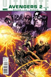 Cover Thumbnail for Ultimate Avengers (Marvel, 2009 series) #9