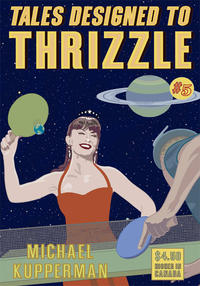 Cover Thumbnail for Tales Designed to Thrizzle (Fantagraphics, 2005 series) #5