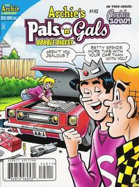 Cover Thumbnail for Archie's Pals 'n' Gals Double Digest Magazine (Archie, 1992 series) #142