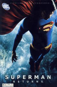 Cover Thumbnail for Superman Returns (Hjemmet / Egmont, 2006 series)