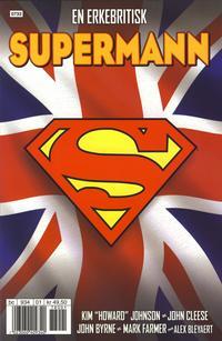 Cover Thumbnail for En erkebritisk Supermann (Hjemmet / Egmont, 2007 series)