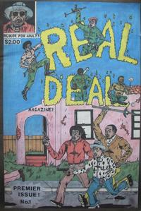 Cover Thumbnail for Real Deal (Real Deal Productions, 1989 series) #1