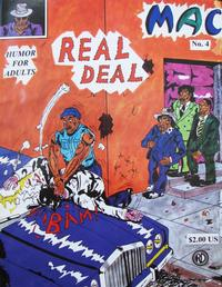 Cover Thumbnail for Real Deal (Real Deal Productions, 1989 series) #4