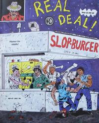 Cover Thumbnail for Real Deal (Real Deal Productions, 1989 series) #5
