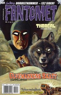 Cover Thumbnail for Fantomet (Hjemmet / Egmont, 1998 series) #11-12/2010