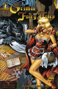 Cover Thumbnail for Grimm Fairy Tales (Zenescope Entertainment, 2005 series) #1 (2nd Print) [Rio Cover]
