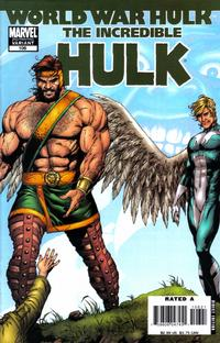 Cover Thumbnail for Incredible Hulk (Marvel, 2000 series) #106 [Second Printing]