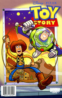 Cover Thumbnail for Toy Story: The Return of Buzz Lightyear (Boom! Studios, 2010 series) #[nn]