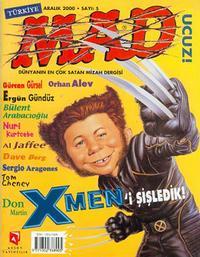 Cover Thumbnail for Türkiye MAD (Aksoy Yayıncılık, 2000 series) #5