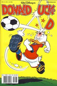 Cover Thumbnail for Donald Duck & Co (Hjemmet / Egmont, 1948 series) #23/2010