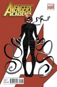 Cover Thumbnail for Avengers Academy (Marvel, 2010 series) #1 [McKone Cover Variant]