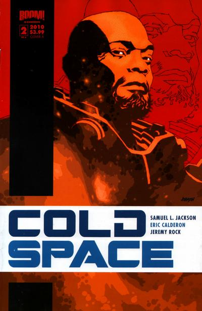 Cover for Cold Space (Boom! Studios, 2010 series) #2