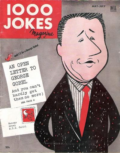 Cover for 1000 Jokes (Dell, 1939 series) #74