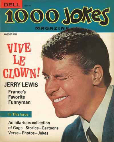 Cover for 1000 Jokes (Dell, 1939 series) #118
