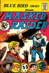 Cover for Masked Raider (Charlton, 1959 series) #3 [Blue Bird Shoes]