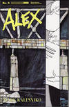Cover for Alex (Fantagraphics, 1994 series) #3