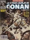 Cover for La Espada Salvaje de Conan (Planeta DeAgostini, 1982 series) #10