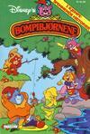 Cover for Bompibjørnene (Hjemmet / Egmont, 1986 series)