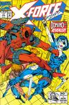 Cover for X-Force (Marvel, 1991 series) #11 [Direct]