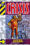 Cover for Crisis (Fleetway Publications, 1988 series) #8