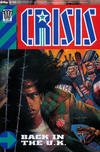 Cover for Crisis (Fleetway Publications, 1988 series) #15