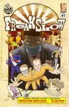 Cover for Freak Show (Comedy Central, 2006 series) #1