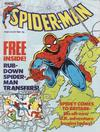 Cover for Spider-Man Comic (Marvel UK, 1984 series) #607