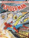 Cover for Spider-Man Comic (Marvel UK, 1984 series) #610