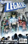 Cover for DCU: Legacies (DC, 2010 series) #2 [Regular cover]