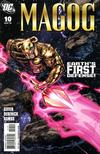 Cover for Magog (DC, 2009 series) #10