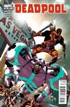 Cover for Deadpool (Marvel, 2008 series) #24