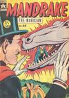 Cover for Mandrake the Magician (Yaffa / Page, 1964 ? series) #40