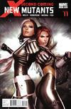 Cover for New Mutants (Marvel, 2009 series) #14 [Granov Cover]