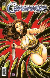 Cover Thumbnail for Cavewoman Extinction (Amryl Entertainment, 2010 series)