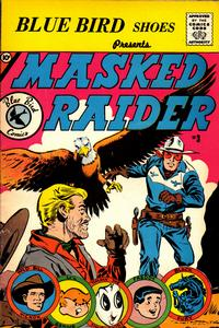Cover Thumbnail for Masked Raider (Charlton, 1959 series) #3 [Blue Bird Shoes]