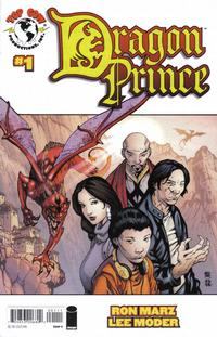 Cover Thumbnail for Dragon Prince (Image, 2008 series) #1 [Cover A]
