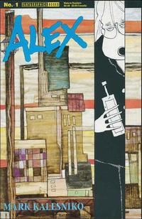 Cover Thumbnail for Alex (Fantagraphics, 1994 series) #1