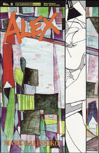 Cover Thumbnail for Alex (Fantagraphics, 1994 series) #2