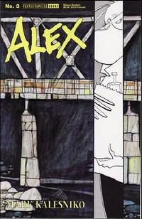 Cover Thumbnail for Alex (Fantagraphics, 1994 series) #3
