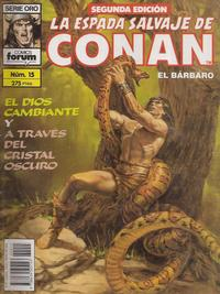 Cover Thumbnail for La Espada Salvaje de Conan (Planeta DeAgostini, 1982 series) #15