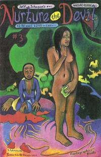 Cover Thumbnail for Nurture the Devil (Fantagraphics, 1994 series) #3