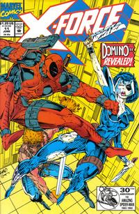 Cover Thumbnail for X-Force (Marvel, 1991 series) #11 [Direct]