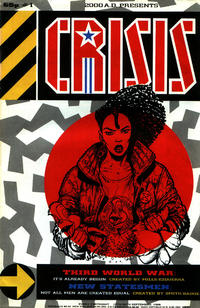 Cover Thumbnail for Crisis (Fleetway Publications, 1988 series) #1