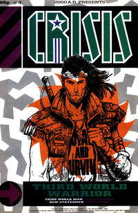 Cover Thumbnail for Crisis (Fleetway Publications, 1988 series) #4